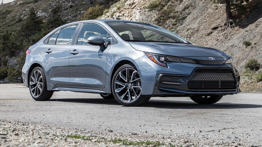 so sanh Toyota Corolla XSE 2020 va Honda Civic Touring 2019 anh 22