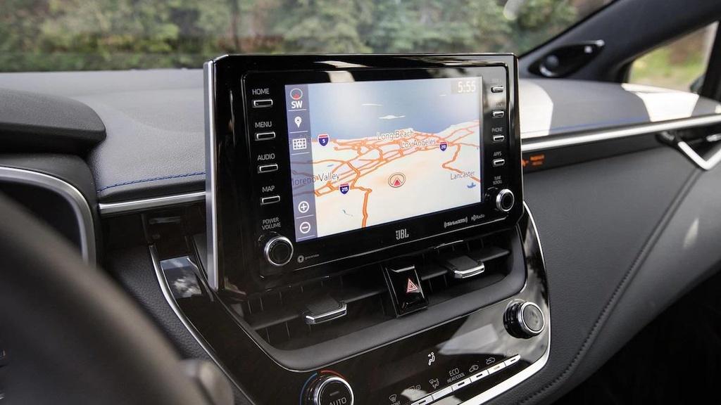 so sanh Toyota Corolla XSE 2020 va Honda Civic Touring 2019 anh 18