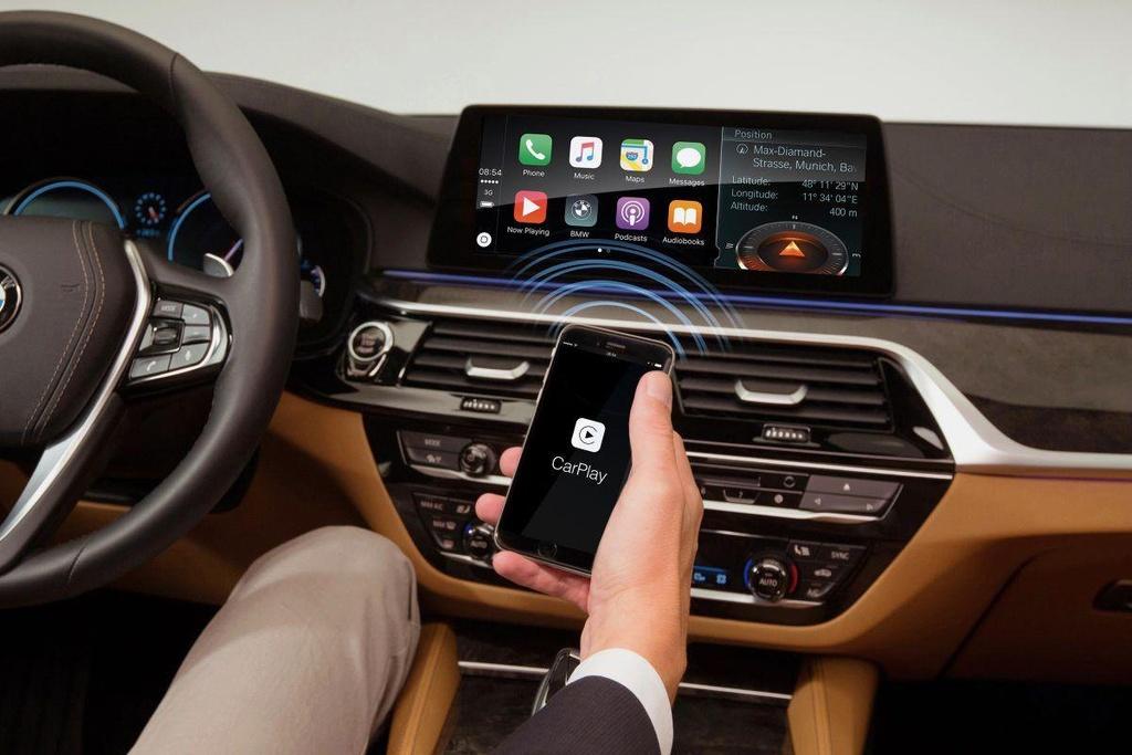 Muon dung Apple CarPlay, chu xe BMW moi phai tra 80 USD/nam hinh anh 3