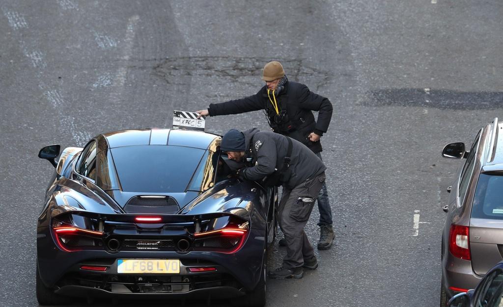 McLaren 720S xuat hien trong Fast & Furious anh 4