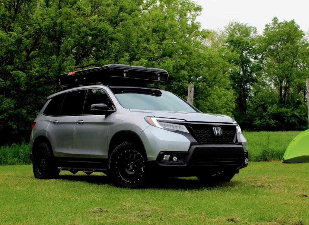 Danh gia Honda Passport 2019 - SUV viet da day thuc dung hinh anh 4