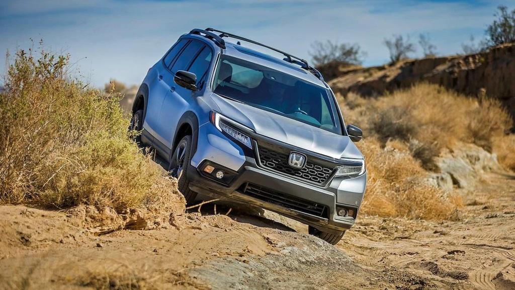 Danh gia Honda Passport 2019 - SUV viet da day thuc dung hinh anh 13