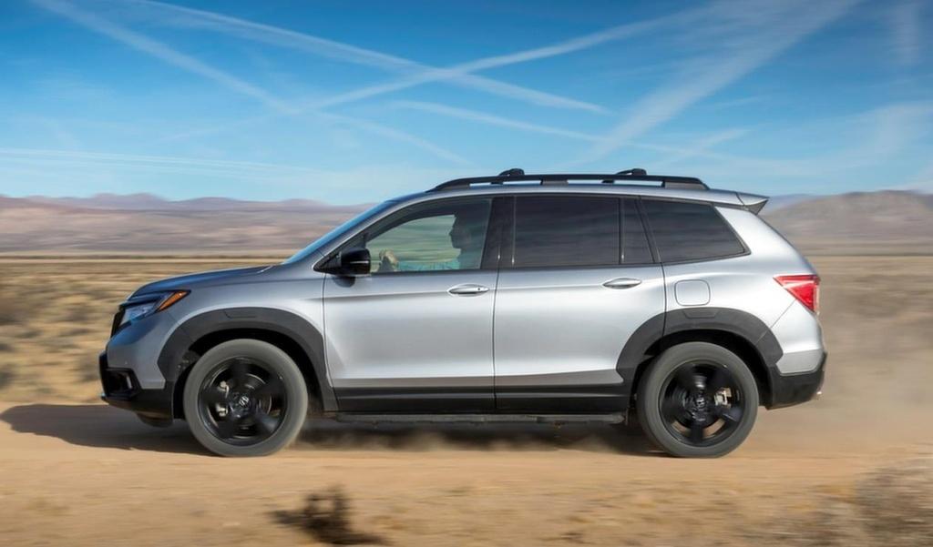 Danh gia Honda Passport 2019 - SUV viet da day thuc dung hinh anh 2