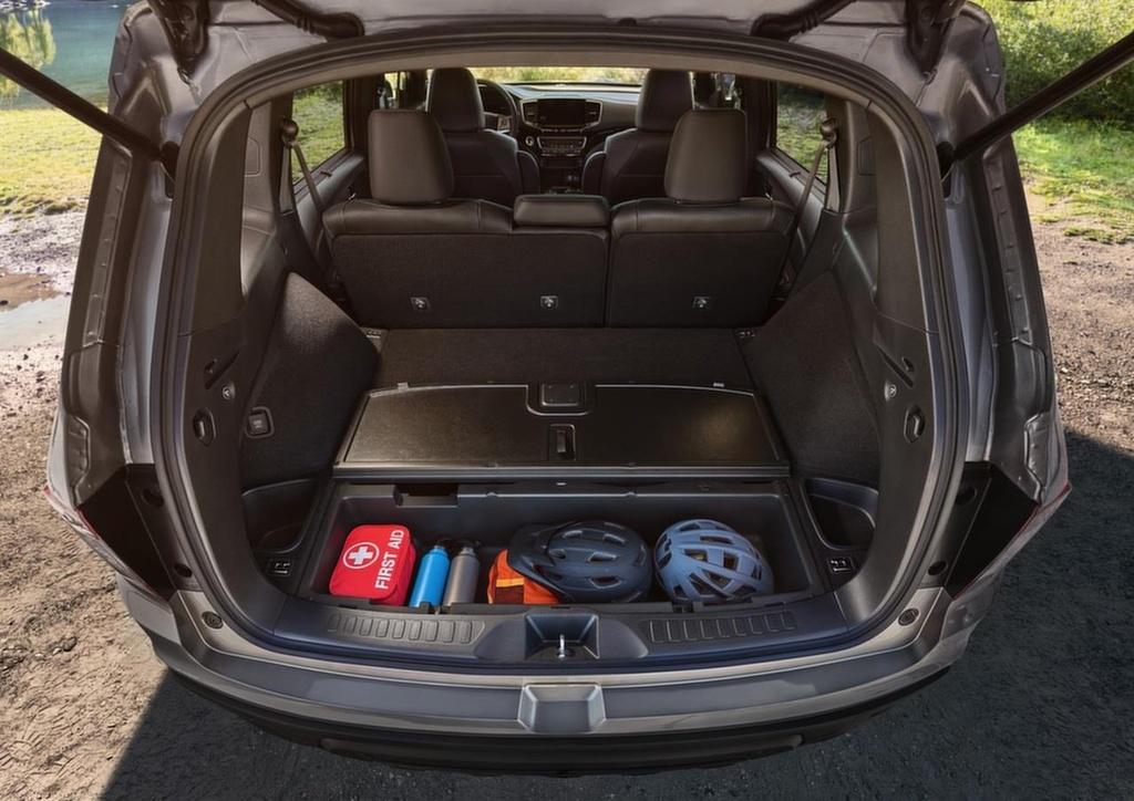 Danh gia Honda Passport 2019 - SUV viet da day thuc dung hinh anh 7