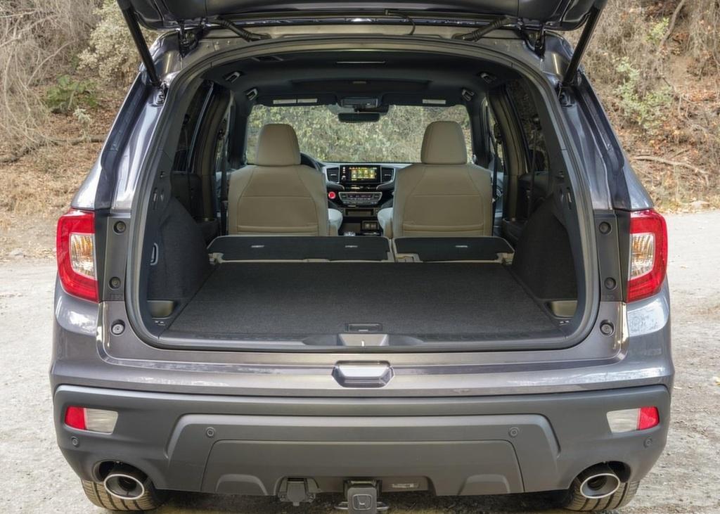 Danh gia Honda Passport 2019 - SUV viet da day thuc dung hinh anh 8