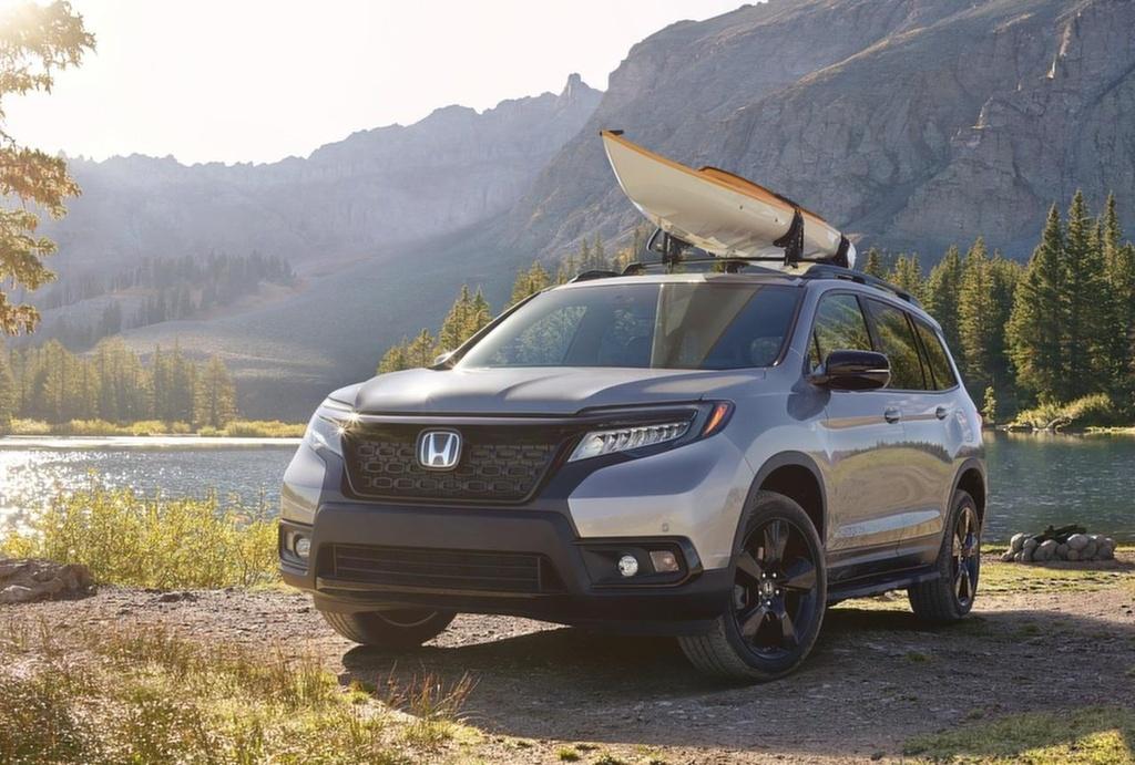 Đánh giá Honda Passport 2019 - SUV việt dã đầy thực dụng