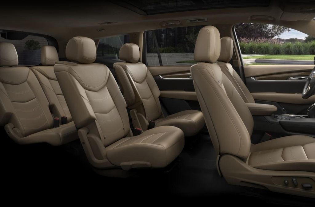 danh gia Cadillac XT6 2020 anh 14