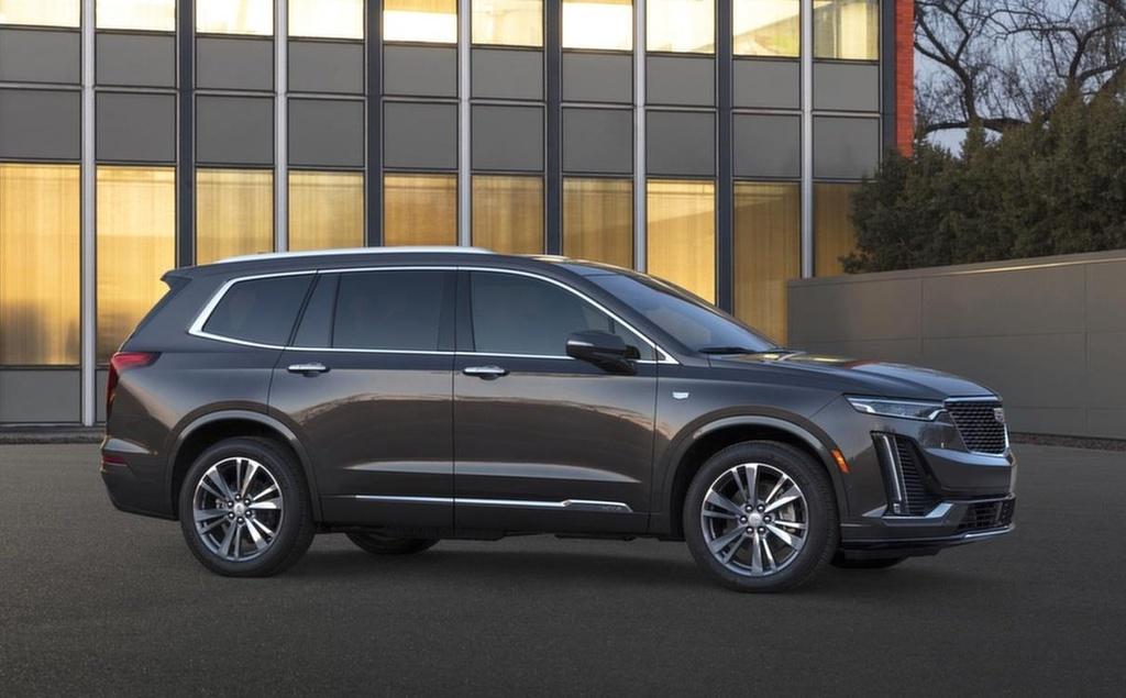 danh gia Cadillac XT6 2020 anh 5