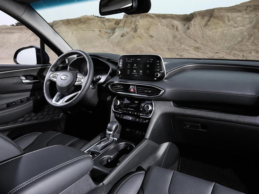 Hyundai Santa Fe 2020 ke thua gi tu Palisade anh 5