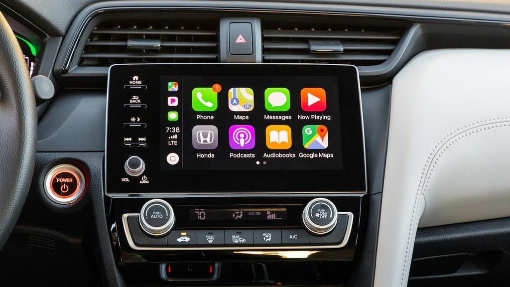 Danh gia Honda Insight 2019 - dan anh Civic, dan em Accord hinh anh 12