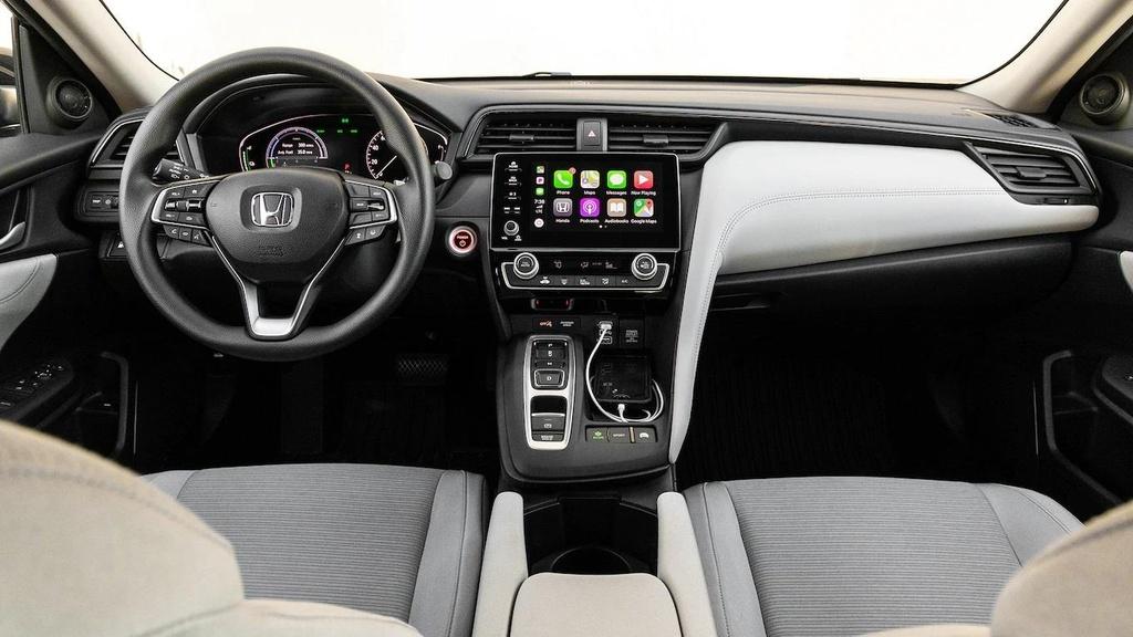 Danh gia Honda Insight 2019 - dan anh Civic, dan em Accord hinh anh 13