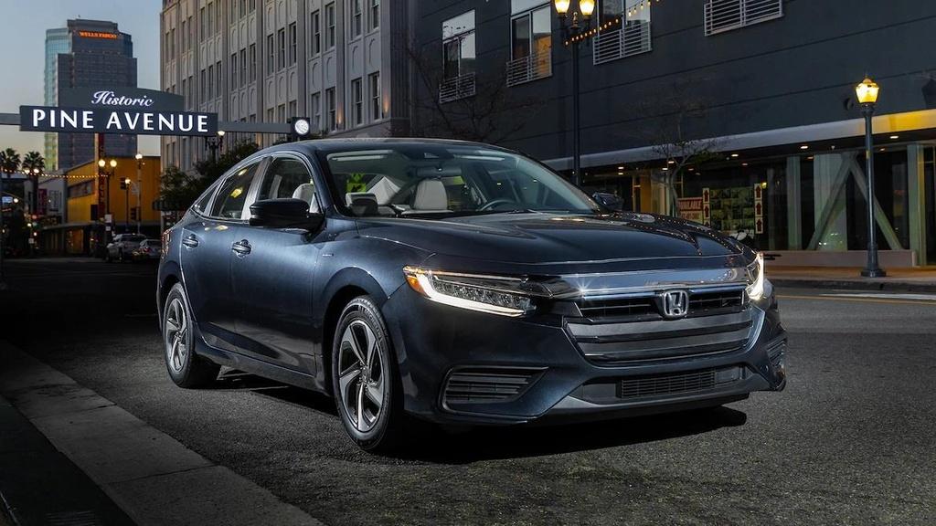 Danh gia Honda Insight 2019 - dan anh Civic, dan em Accord hinh anh 16