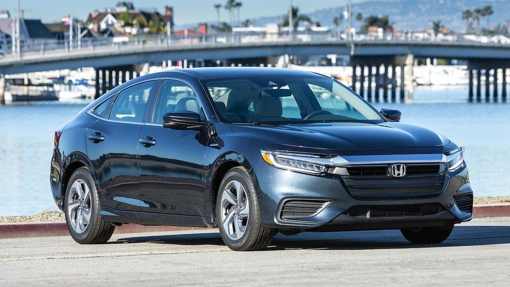 Danh gia Honda Insight 2019 - dan anh Civic, dan em Accord hinh anh 1