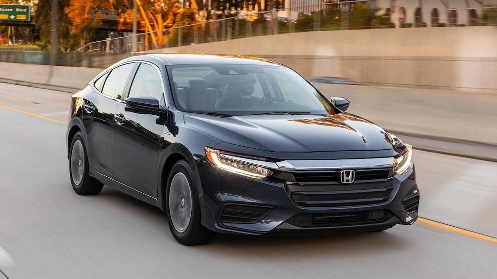 Danh gia Honda Insight 2019 - dan anh Civic, dan em Accord hinh anh 5