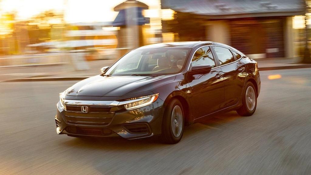 Danh gia Honda Insight 2019 - dan anh Civic, dan em Accord hinh anh 11