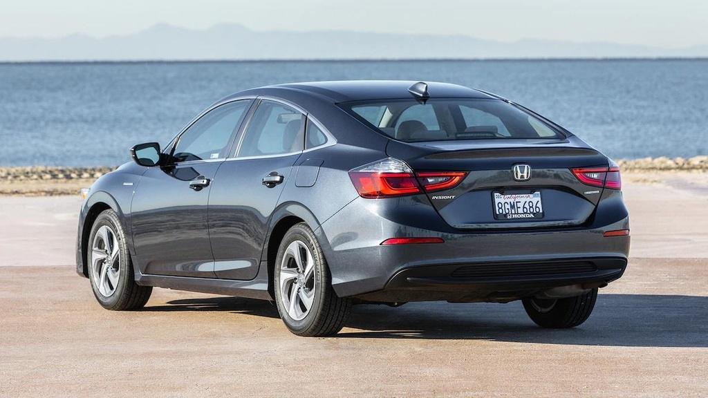 Danh gia Honda Insight 2019 - dan anh Civic, dan em Accord hinh anh 7