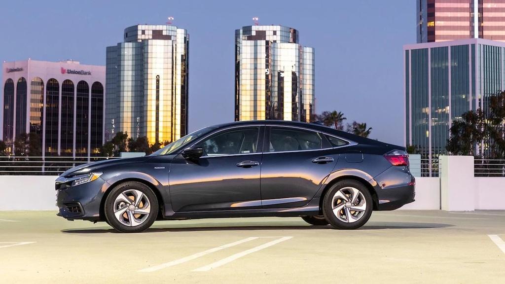 Danh gia Honda Insight 2019 - dan anh Civic, dan em Accord hinh anh 8