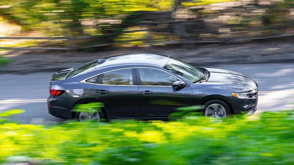 Danh gia Honda Insight 2019 - dan anh Civic, dan em Accord hinh anh 15