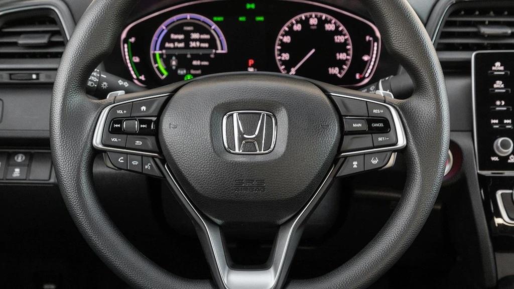 Danh gia Honda Insight 2019 - dan anh Civic, dan em Accord hinh anh 18