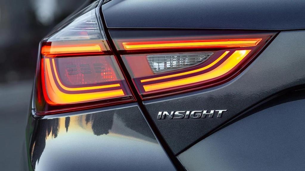 Danh gia Honda Insight 2019 - dan anh Civic, dan em Accord hinh anh 19