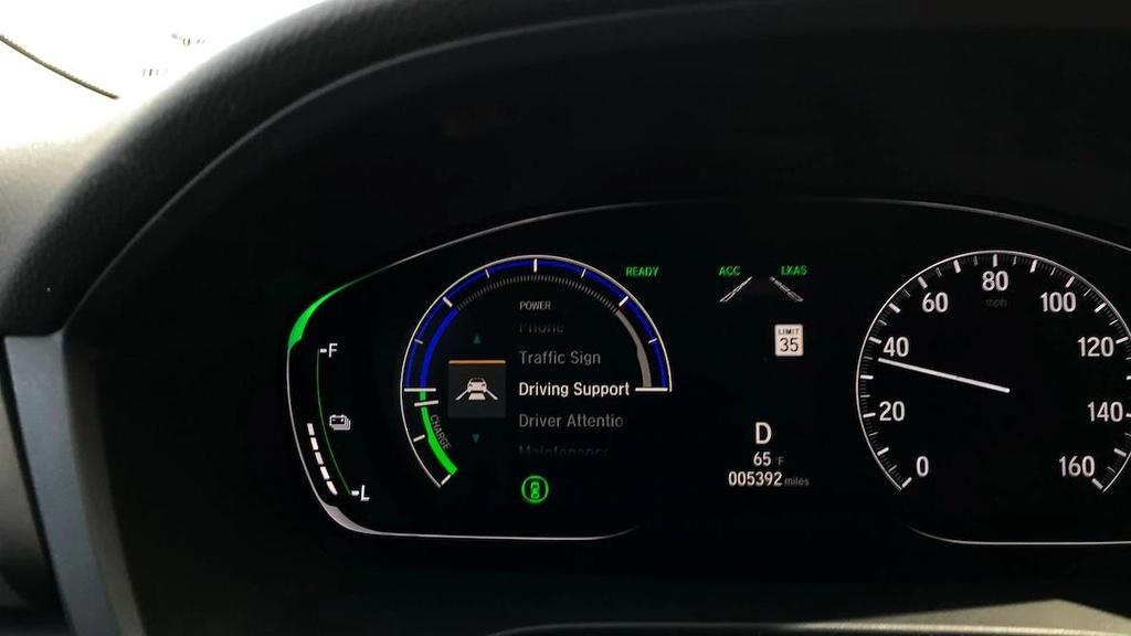 Danh gia Honda Insight 2019 - dan anh Civic, dan em Accord hinh anh 3