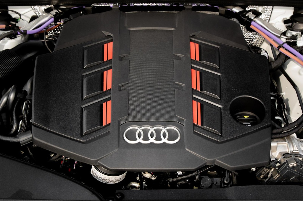 Danh gia nhanh Audi S7 2020 - 'ten lua hanh trinh' 444 ma luc hinh anh 15