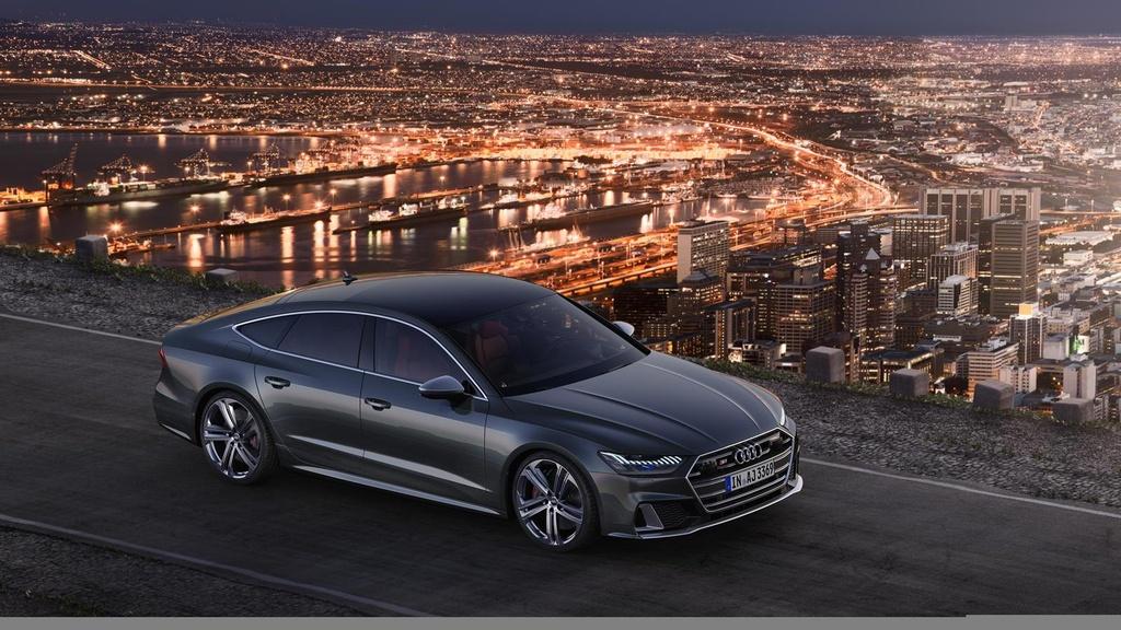 Danh gia nhanh Audi S7 2020 - 'ten lua hanh trinh' 444 ma luc hinh anh 17