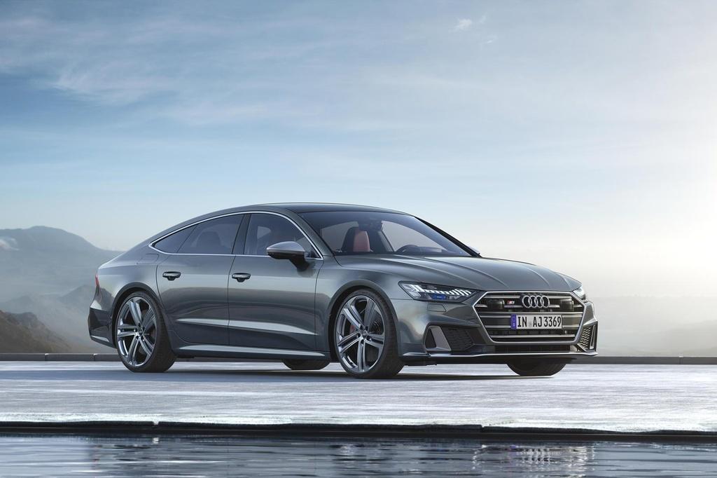 Danh gia nhanh Audi S7 2020 - 'ten lua hanh trinh' 444 ma luc hinh anh 1