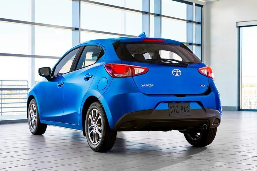 Toyota Yaris 2020 co gia re bat ngo hinh anh 2