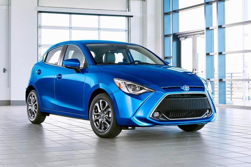Toyota Yaris 2020 co gia re bat ngo hinh anh 1