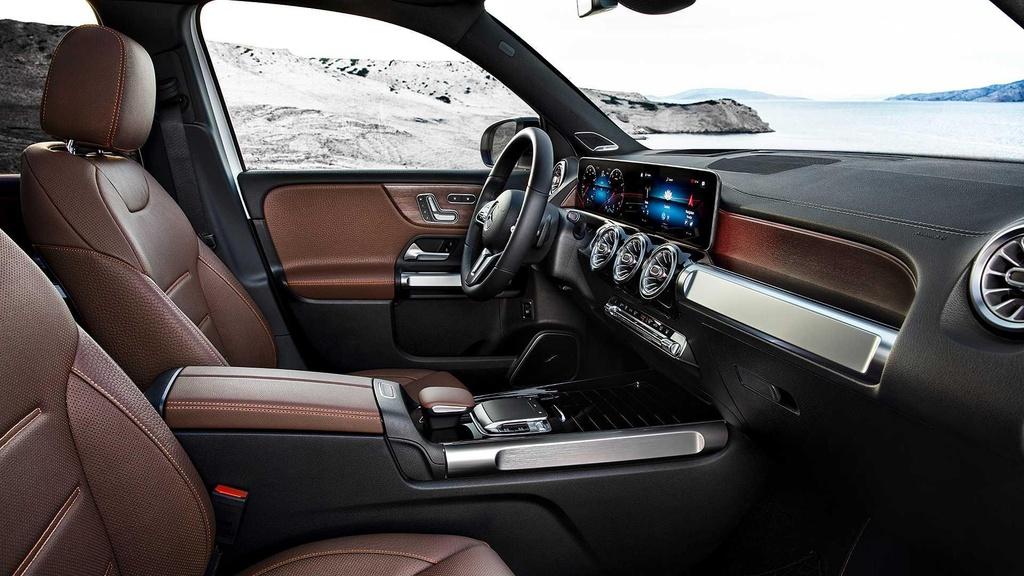 Mercedes-Benz GLB 2020, xe sang 7 cho gia hap dan hinh anh 4