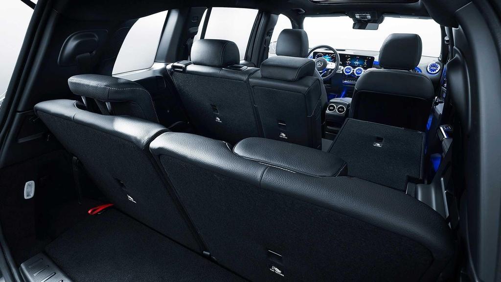 Mercedes-Benz GLB 2020, xe sang 7 cho gia hap dan hinh anh 6