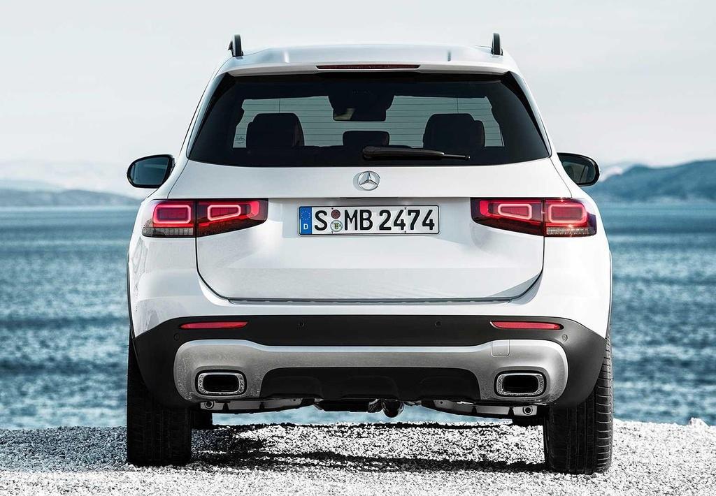 Mercedes-Benz GLB 2020, xe sang 7 cho gia hap dan hinh anh 7