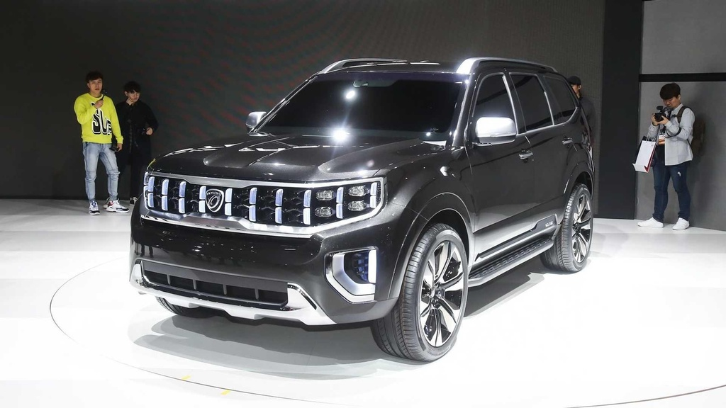 SUV moi Kia Mohave 2020 lo anh chinh thuc anh 3