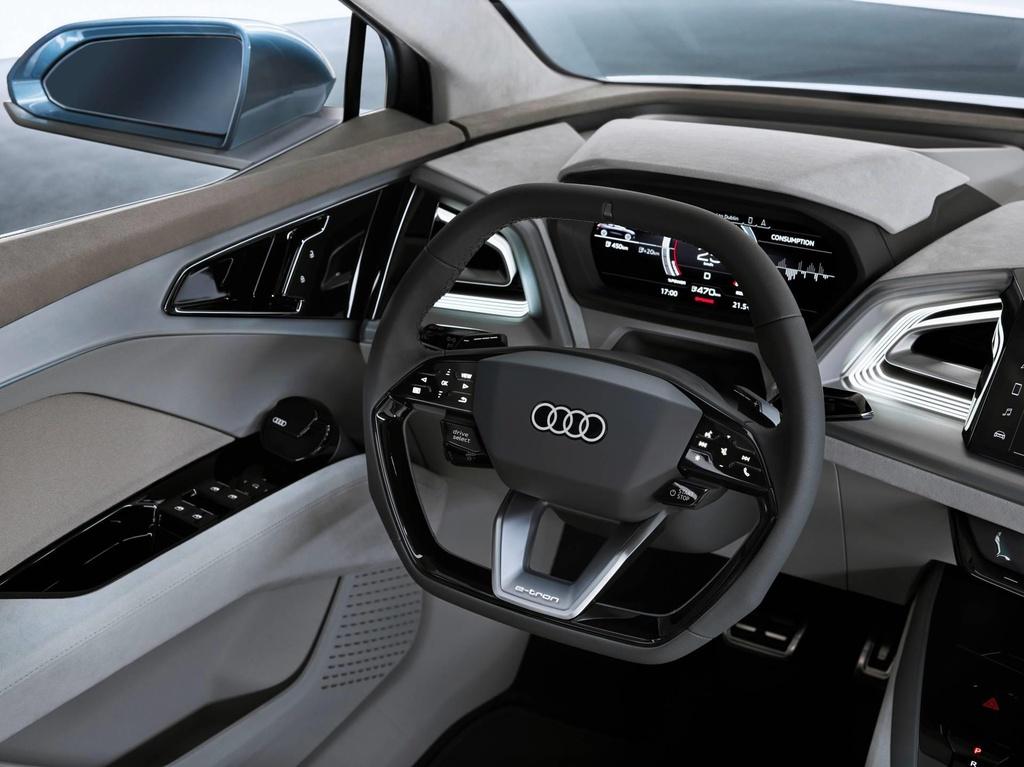 ca nhan hoa Audi Q4 E-Tron anh 4
