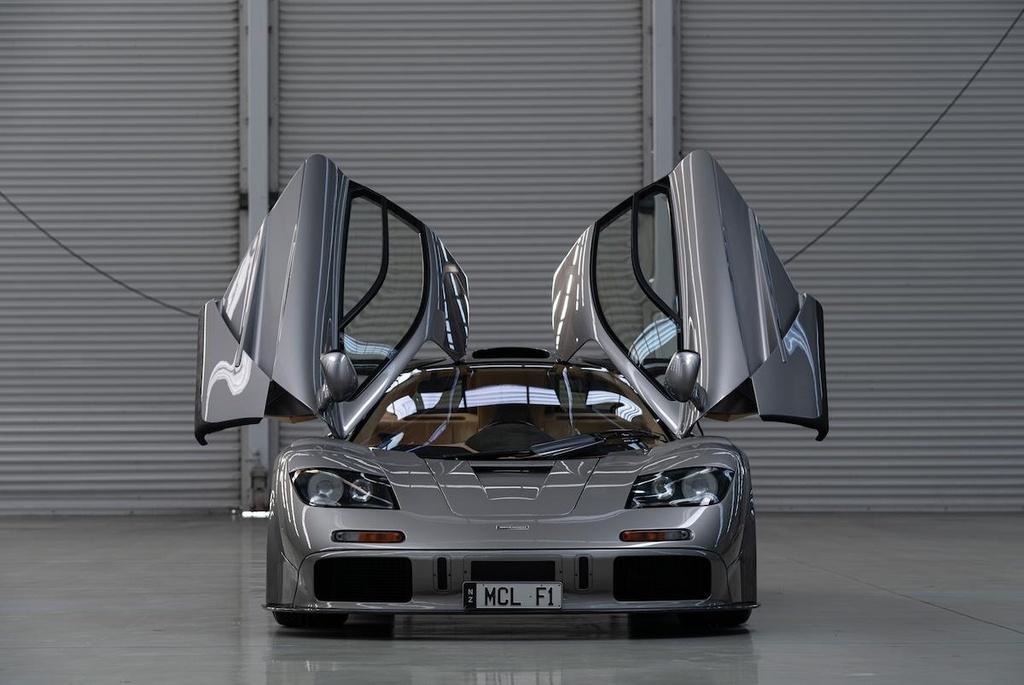 Sieu xe hiem McLaren F1 duoc ban gia ky luc 19,8 trieu USD hinh anh 2