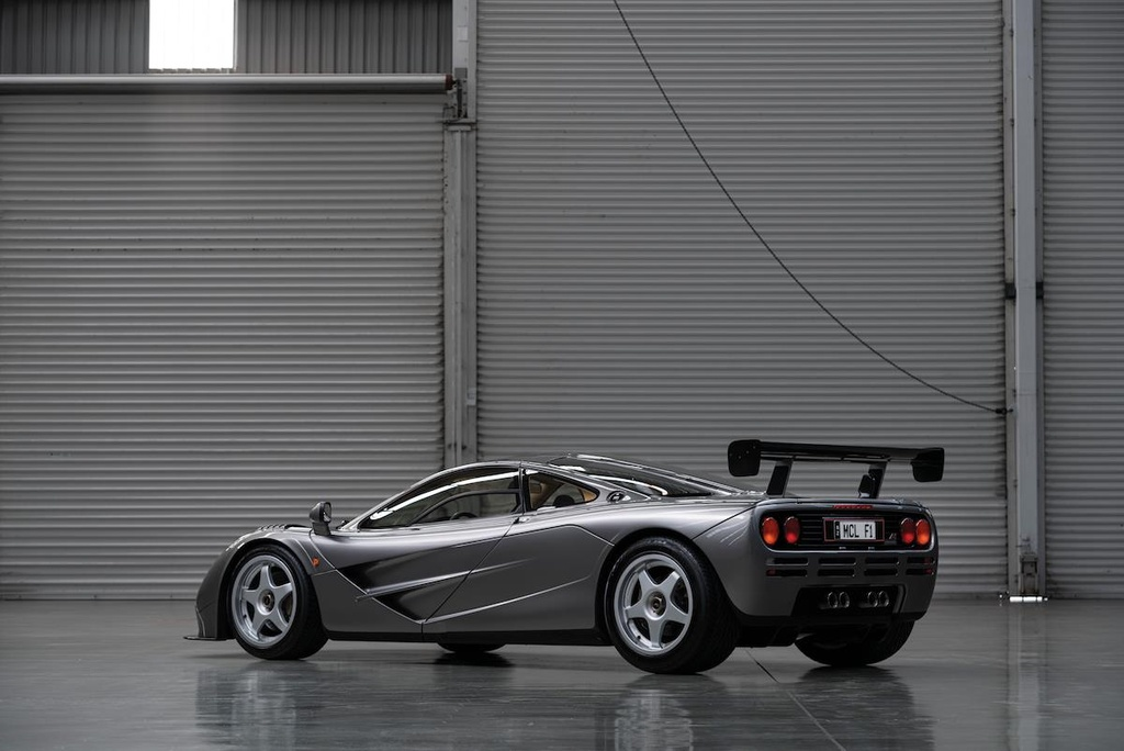 Sieu xe hiem McLaren F1 duoc ban gia ky luc 19,8 trieu USD hinh anh 5