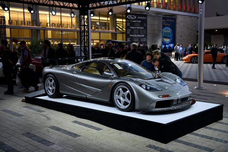 Sieu xe hiem McLaren F1 duoc ban gia ky luc 19,8 trieu USD hinh anh 1