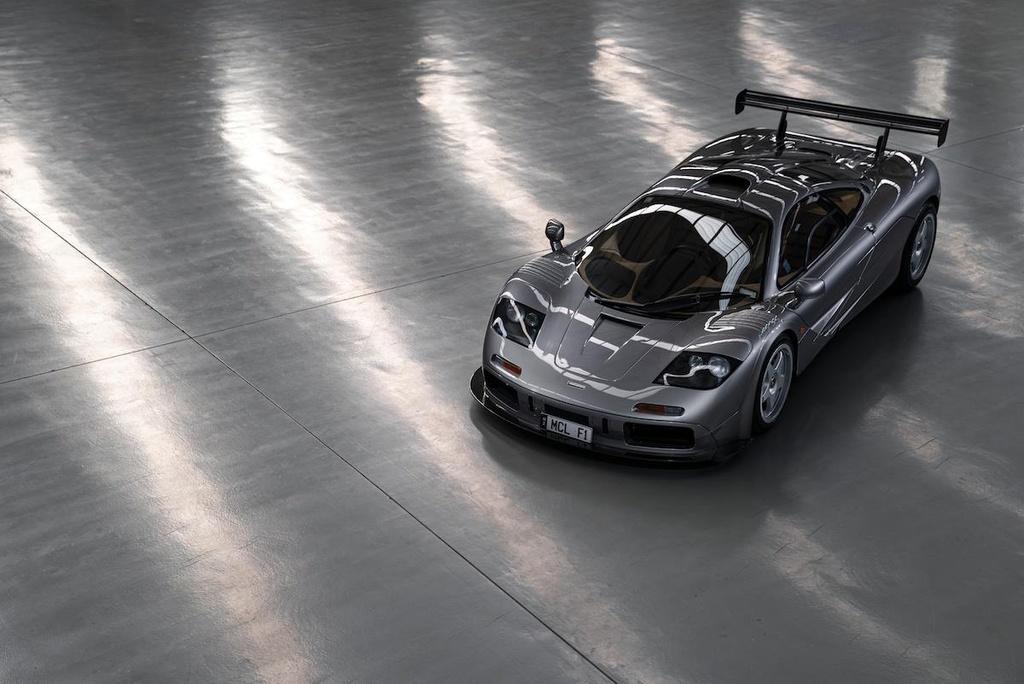 Sieu xe hiem McLaren F1 duoc ban gia ky luc 19,8 trieu USD hinh anh 6