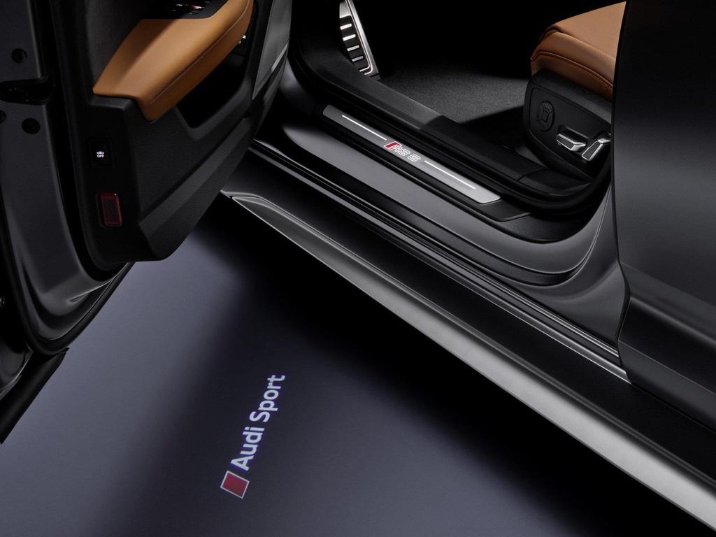 Audi RS 6 Avant 2020 sap ra mat, trong binh thuong nhung 'cuc manh' hinh anh 10