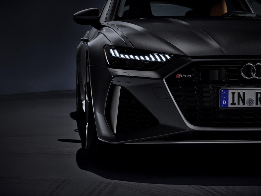 Audi RS 6 Avant 2020 sap ra mat, trong binh thuong nhung 'cuc manh' hinh anh 4