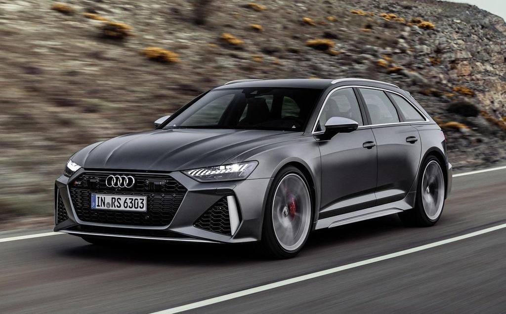 Audi RS 6 Avant 2020 sap ra mat, trong binh thuong nhung 'cuc manh' hinh anh 1