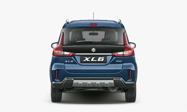 Suzuki XL6 ra mat, dep hon va sang hon Suzuki Ertiga hinh anh 5