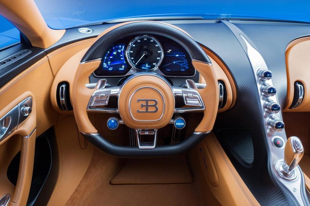 Kham pha Centodieci 2020 - sieu xe 9 trieu USD manh nhat cua Bugatti hinh anh 15