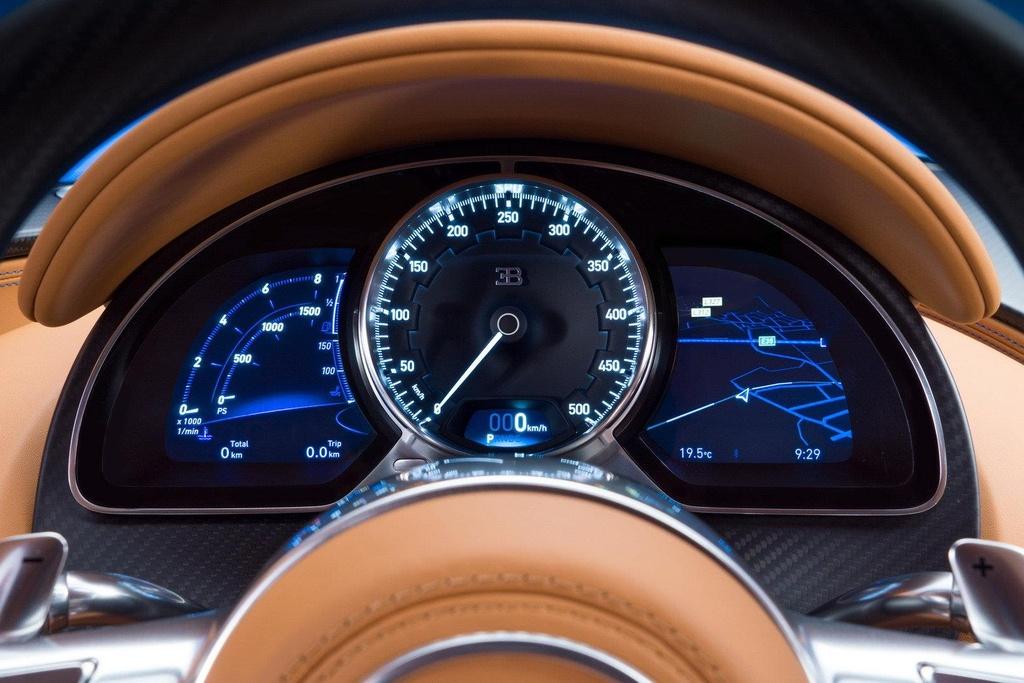 Kham pha Centodieci 2020 - sieu xe 9 trieu USD manh nhat cua Bugatti hinh anh 16