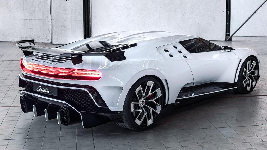Kham pha Centodieci 2020 - sieu xe 9 trieu USD manh nhat cua Bugatti hinh anh 13