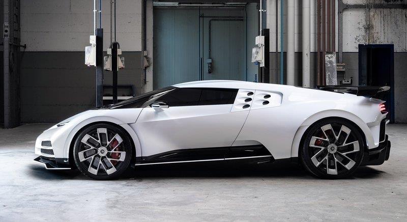 Kham pha Centodieci 2020 - sieu xe 9 trieu USD manh nhat cua Bugatti hinh anh 10