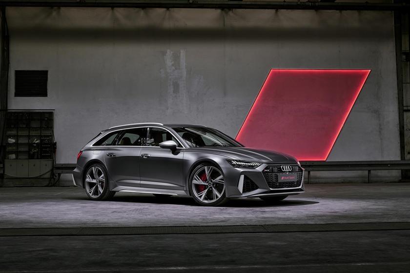 Audi RS6 dau voi Mercedes-AMG E63 anh 1