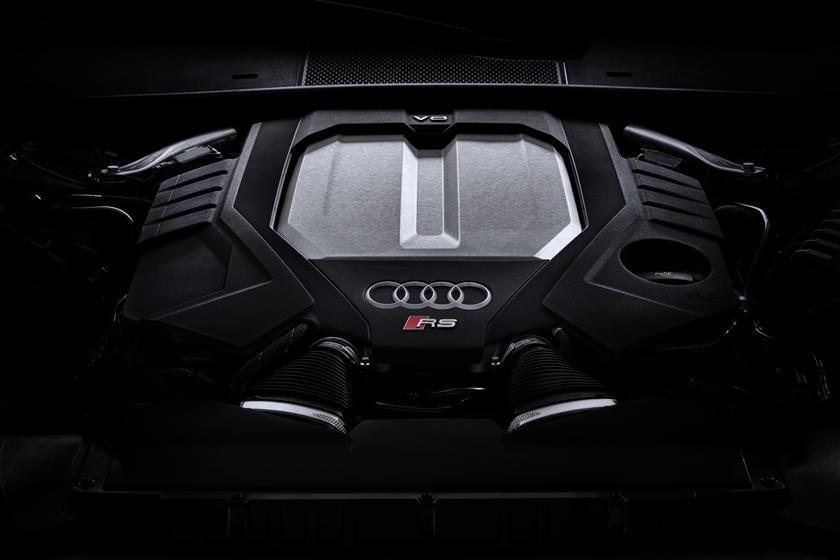 Audi RS6 dau voi Mercedes-AMG E63 - tran chien xe gia dinh hang sang hinh anh 6