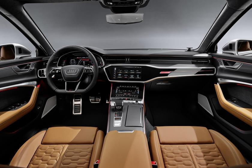 Audi RS6 dau voi Mercedes-AMG E63 - tran chien xe gia dinh hang sang hinh anh 10